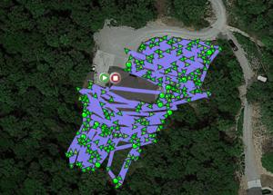 Mower tracker